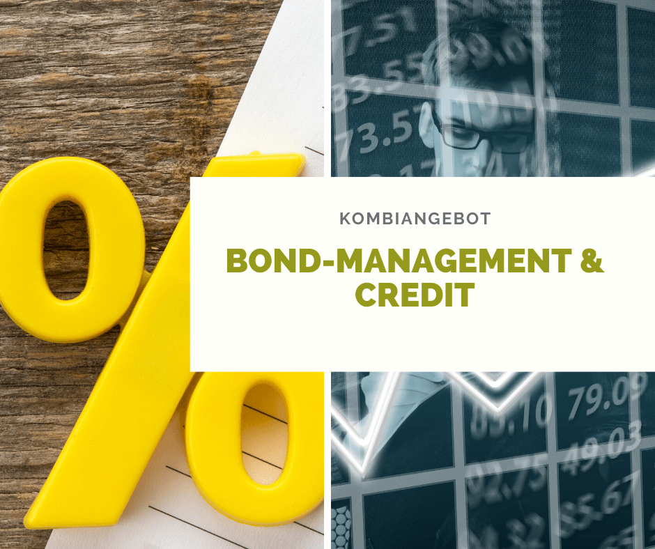 KOMBI-ANGEBOT  | MODERNES BONDMANAGEMENT FIXED-INCOME CREDIT-MANAGEMENT